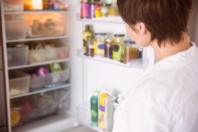 冷蔵庫のサイズ