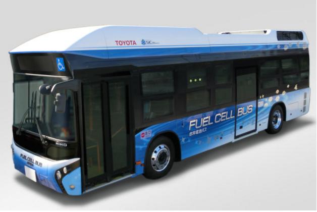 日野自動車のディーゼルバス