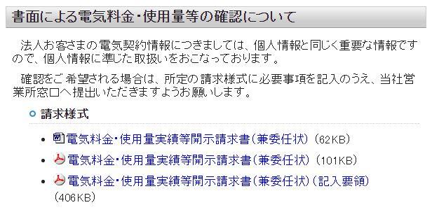 九州電力電気使用量確認方法