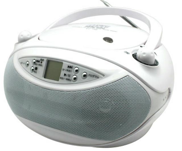 wintechCDラジオ