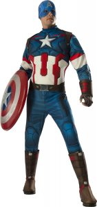 amazon-Captain America