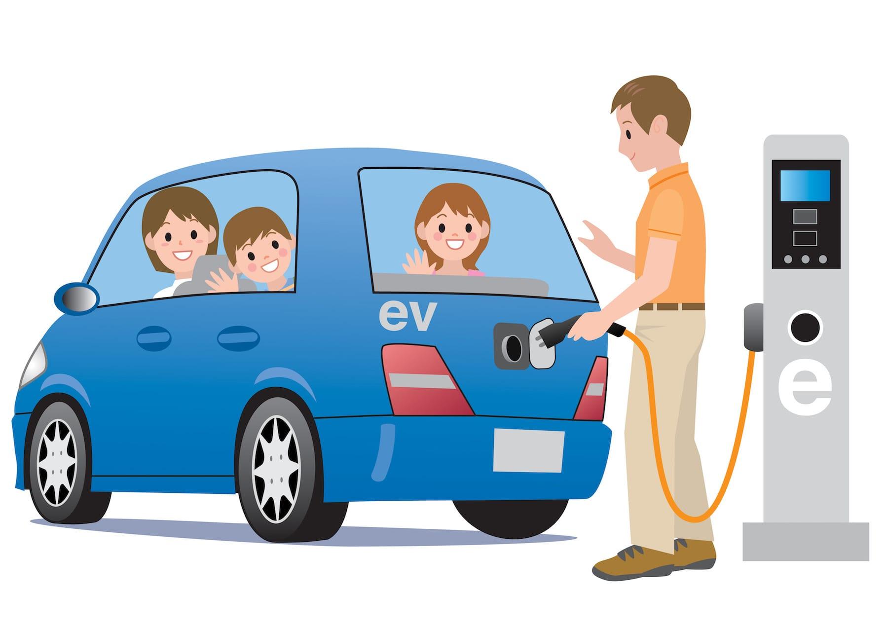 軽自動車クラスの電気自動車