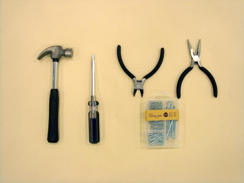 キャンドゥの工具各種