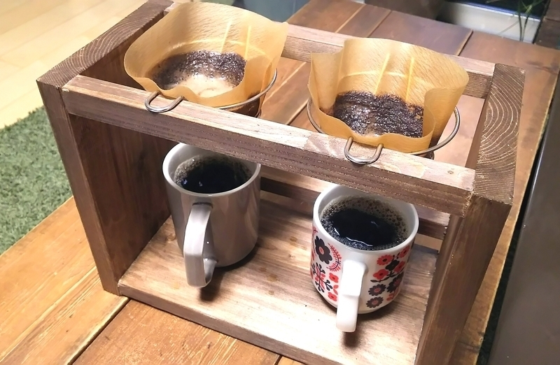 コーヒードリッパーフレーム