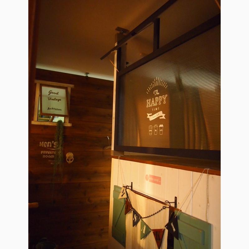 カフェ子供部屋