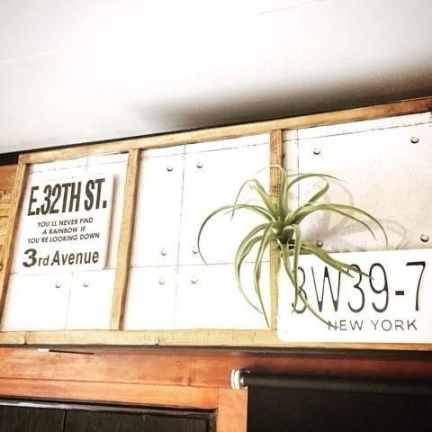 カラーボックスで作る壁面収納