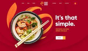 Thiết kế website thực phẩm sạch chuyên nghiệp tại Sài Gòn