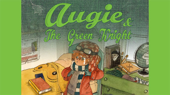 augie-and-the-green-knight