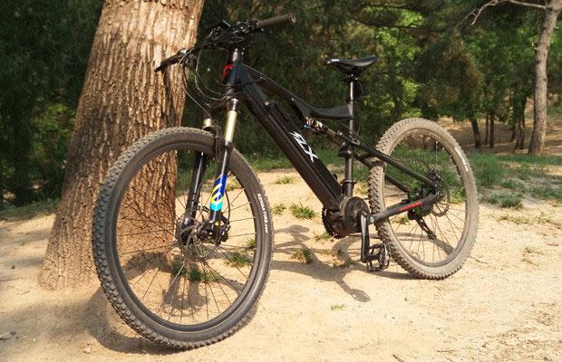 電動自転車「FLX 」