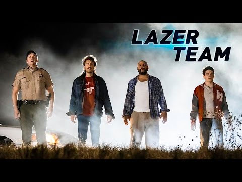 映画「Lazer Team」