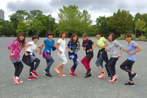 【札幌DRESS部】正しいフォームでランニングを。 ランニングイベントをレポート!