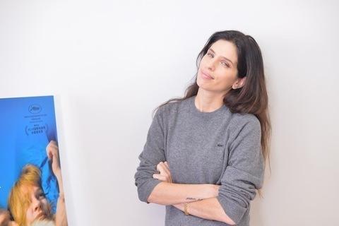 フランスの有名女性映画監督・マイウェンにインタビュー