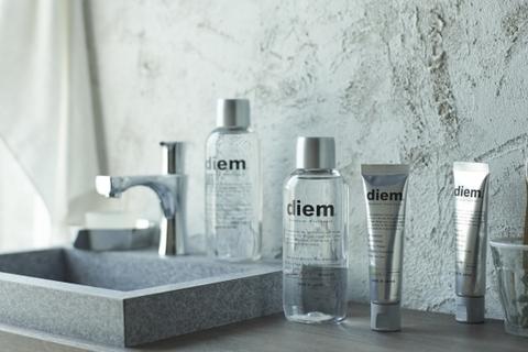 植物由来・天然由来のみ使用。オーラルデザインブランド「diem」新登場