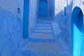 青の世界に包まれた異空間・モロッコの青い村へ【母だってひとり旅#3】