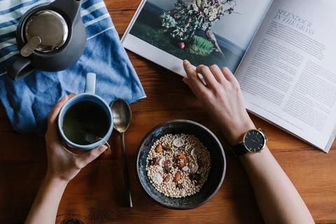 フランス女性の朝食はシンプルで体想い