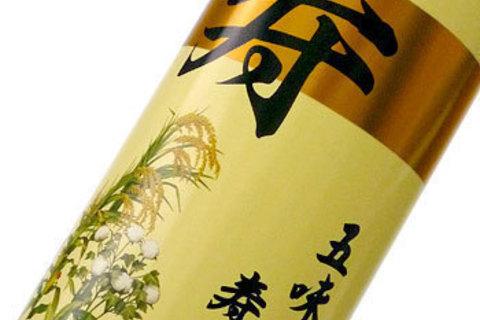 「金田油店」の「五味一体 寿油」 【贈り物上手のとっておきギフト・アイディア #07】