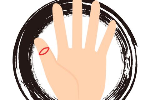 手相の「仏眼」は直感に優れた証? 強運を引き寄せる不思議な力とは