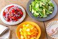 カラフルよりワントーンが旬! 夏の疲れも癒せる効果別ワントーンサラダのレシピ