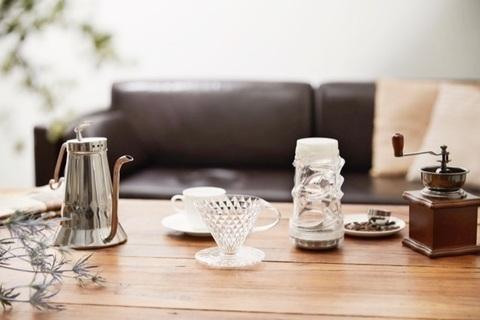 おいしいコーヒーを自宅で。キーコーヒーの抽出器具ブランド「Noi(ノイ)」