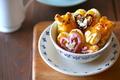 もうすぐバレンタイン! 準備してなくても材料3つですぐ作れる「サクサクチョコレートパイ」