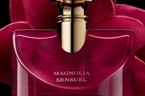 ブルガリの新香水は「マグノリア」にインスパイアされた煌めく香り