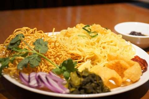 「いま、何を食べているのかわからない。けど、美味い」本場タイ料理を味わう新大久保