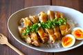 何にでも使える万能調味料「めんつゆ」を使った簡単レシピ3選(麺でも丼でもおかずでも)