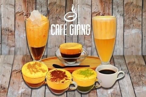 ベトナム名物「エッグコーヒー」発祥のカフェ「CAFE GIANG」が横浜に上陸