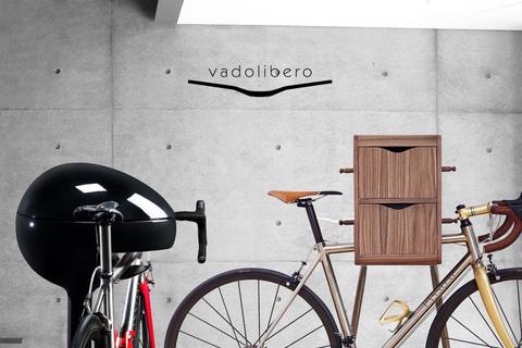 自転車をおしゃれにディスプレイするアイデアが詰まった電子カタログ