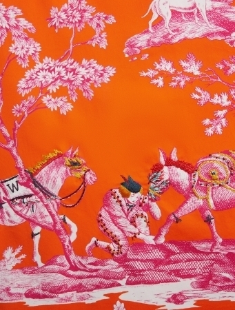 ウィークエンド マックスマーラが刺繍家とコラボ。カプセルコレクションのポップアップショップを開催