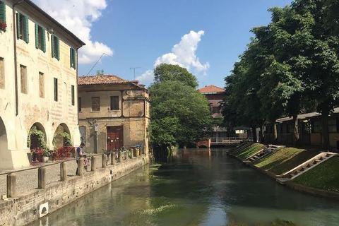 バッサーノ・デル・グラッパから運河の街トレヴィーゾへ〜ミラノ通信#30