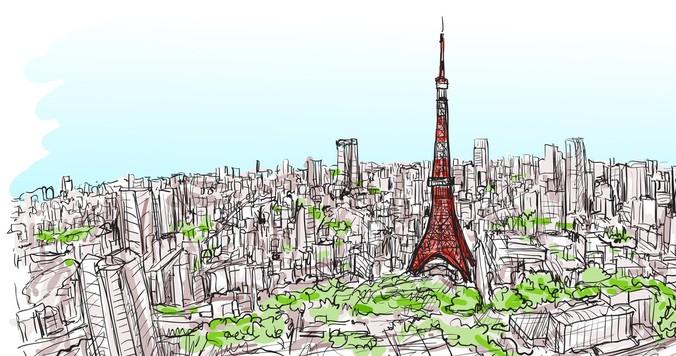 8月特集「東京の君へ」