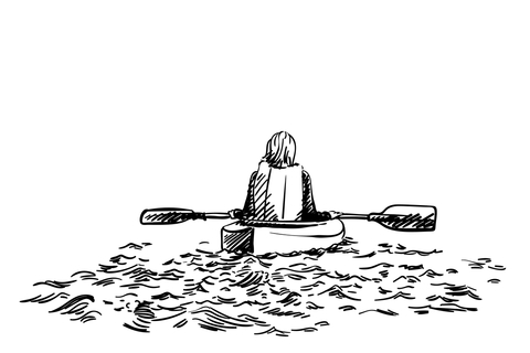 最後の1ページを開き、私は今日も浮遊する。世界を柔らかく崩壊させる漫画