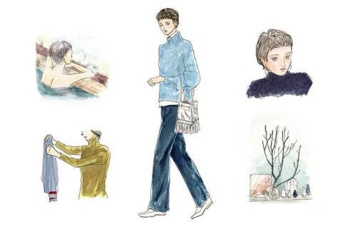 凛とした冬の足音が聞こえる季節。衣替えは、自分のイメージを更新する絶好の機会