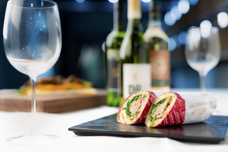寿司2.0の世界!? 寿司ブリトー専門店「beeat Sushi Burrito Tokyo」がオープン