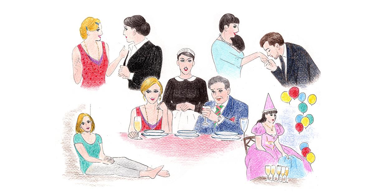 映画『マダムのおかしな晩餐会』感想。人生がより楽しくなる、スパイスの効いた大人のロマンティックコメディ!