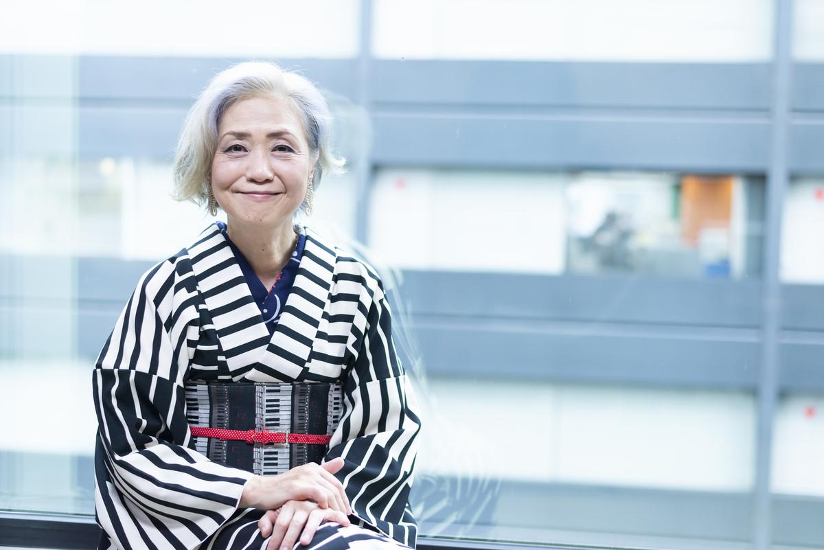 小説を書いたのは母への復讐。作家・内田春菊、書くことによって楽になることもある