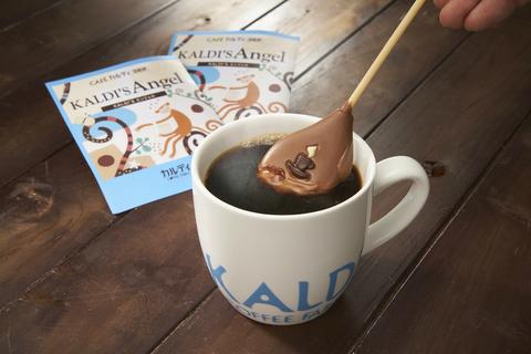 カルディのチョコメルト、マグカップ付き「ドリップコーヒーセット」が新発売