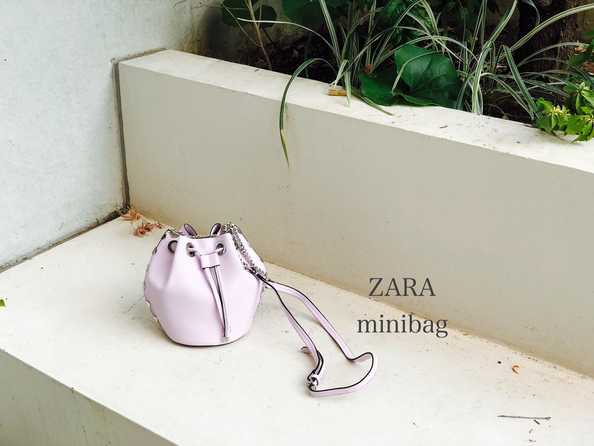 ZARAの冬SALEでは「ミニバッグ」がマストバイ!