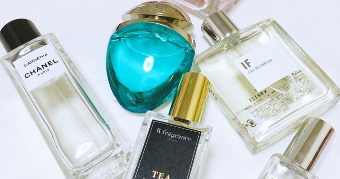 香水のない人生なんて考えられない。愛しい香水6つ【偏愛コスメ#8】