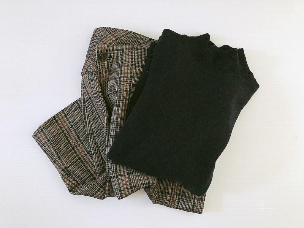 冬セールで「チェック柄スカート」があれば迷わず買いたい理由