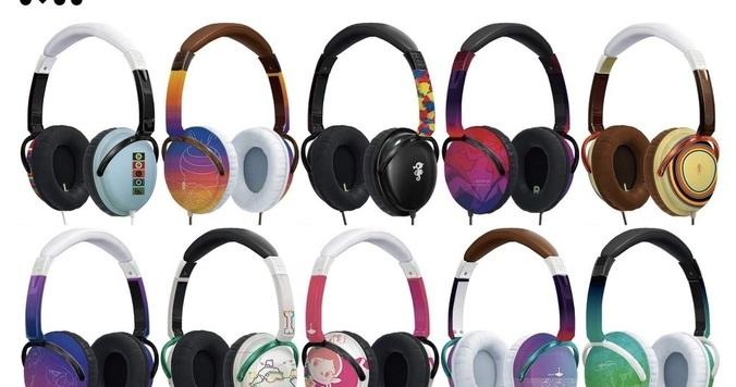 美しいデザインのヘッドフォンが誕生。KOTORI meets Tatsunoko