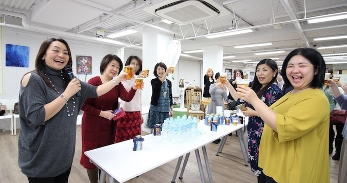 DRESSビール部×DRESS和文化部 和楽器ライブ新年会を開催しました