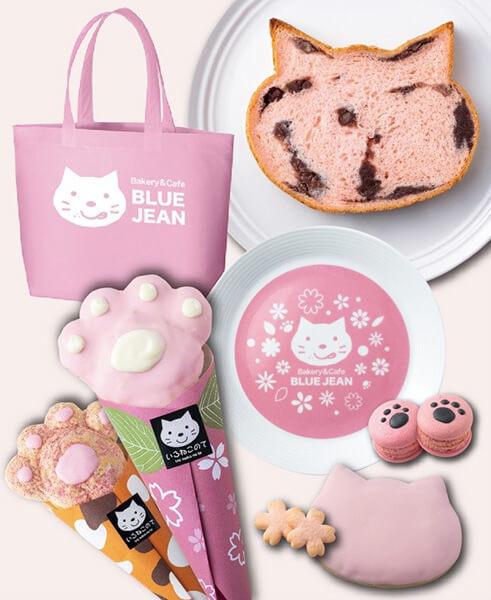 ピンクの猫に癒やされる。キュートな「ももいろねこセット」発売に