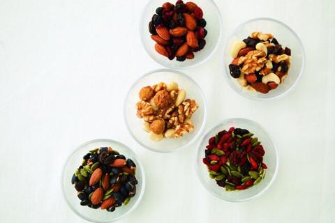 無印良品「バランス良く組み合わせたナッツ&ドライフルーツ」が新発売