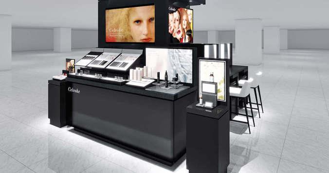 ナチュラルながら旬顔を作るブランド「Celvoke」。新店2店舗がオープン