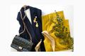 GUリネンワイドパンツは買って大正解! 華やか色がおすすめです