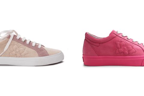 鮮やかカラーが可愛い。FURLAのスニーカーコレクション