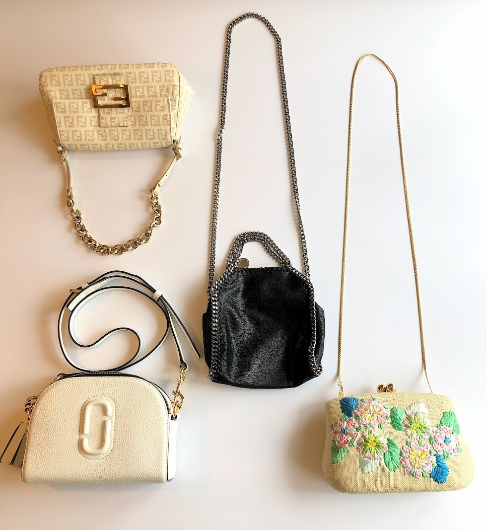 小さなバッグに持ち替えよう! 心も体もかろやかになる小さなバッグの魔法