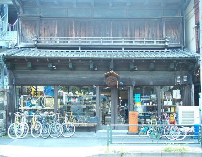 DRESSサイクル部 部活レポート夏の隅田川を自転車散歩!